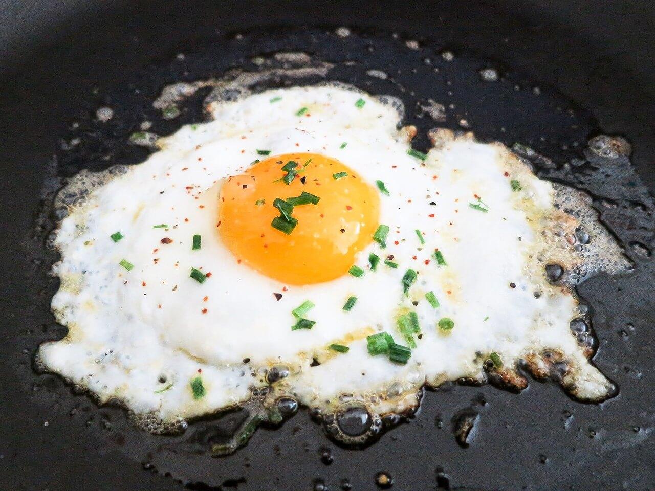Eier enthalten viele Vitamine, Mineralien und Spurenelemente