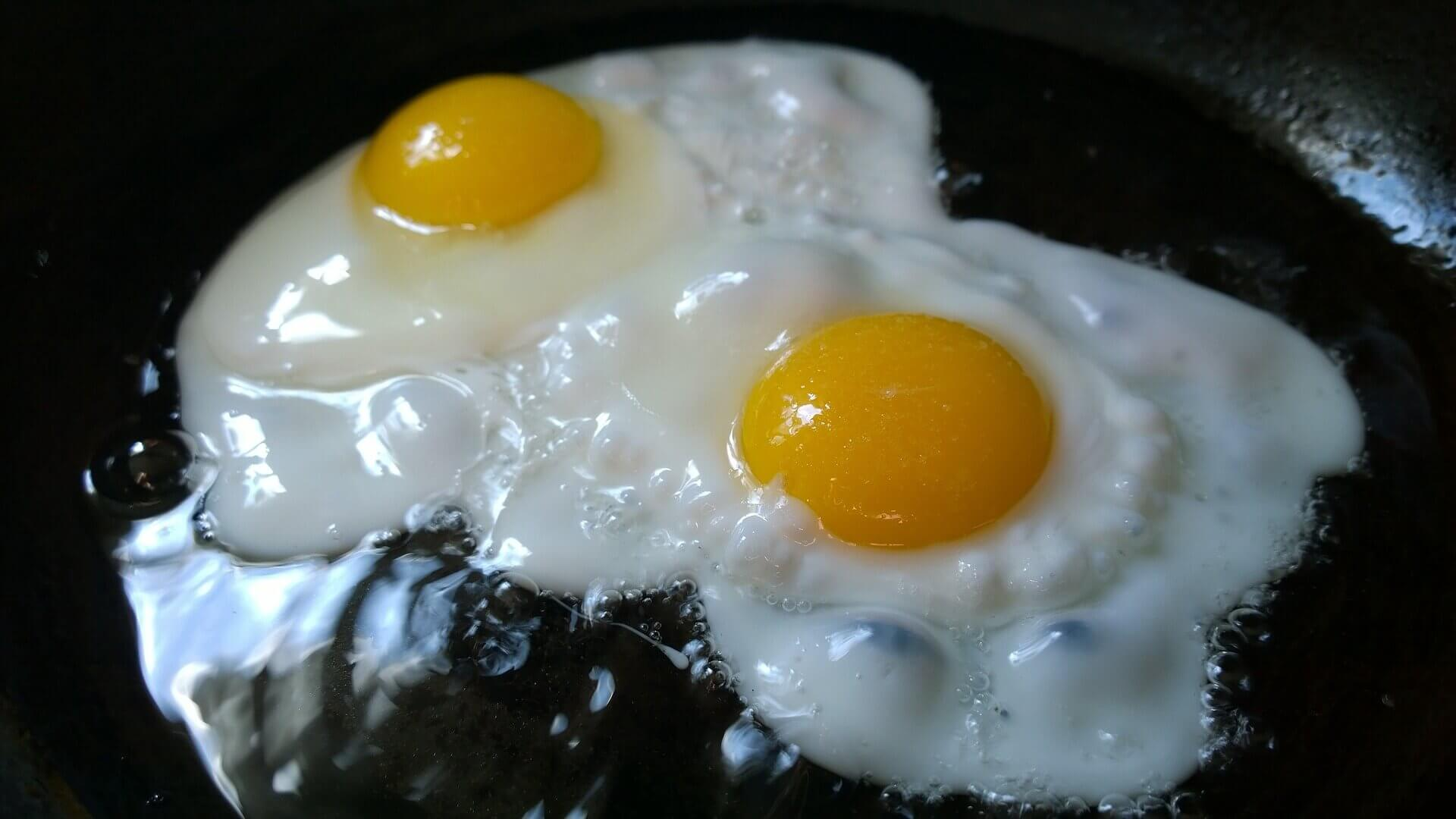 Eier sind ein geeignetes Lebensmittel für die ketogene Ernährung