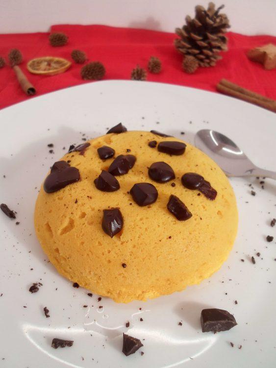 Low Carb Hokkaido Kürbis Tassenkuchen Rezept