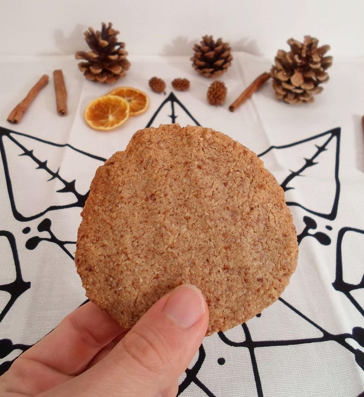 Low Carb Mandel Kekse Rezept