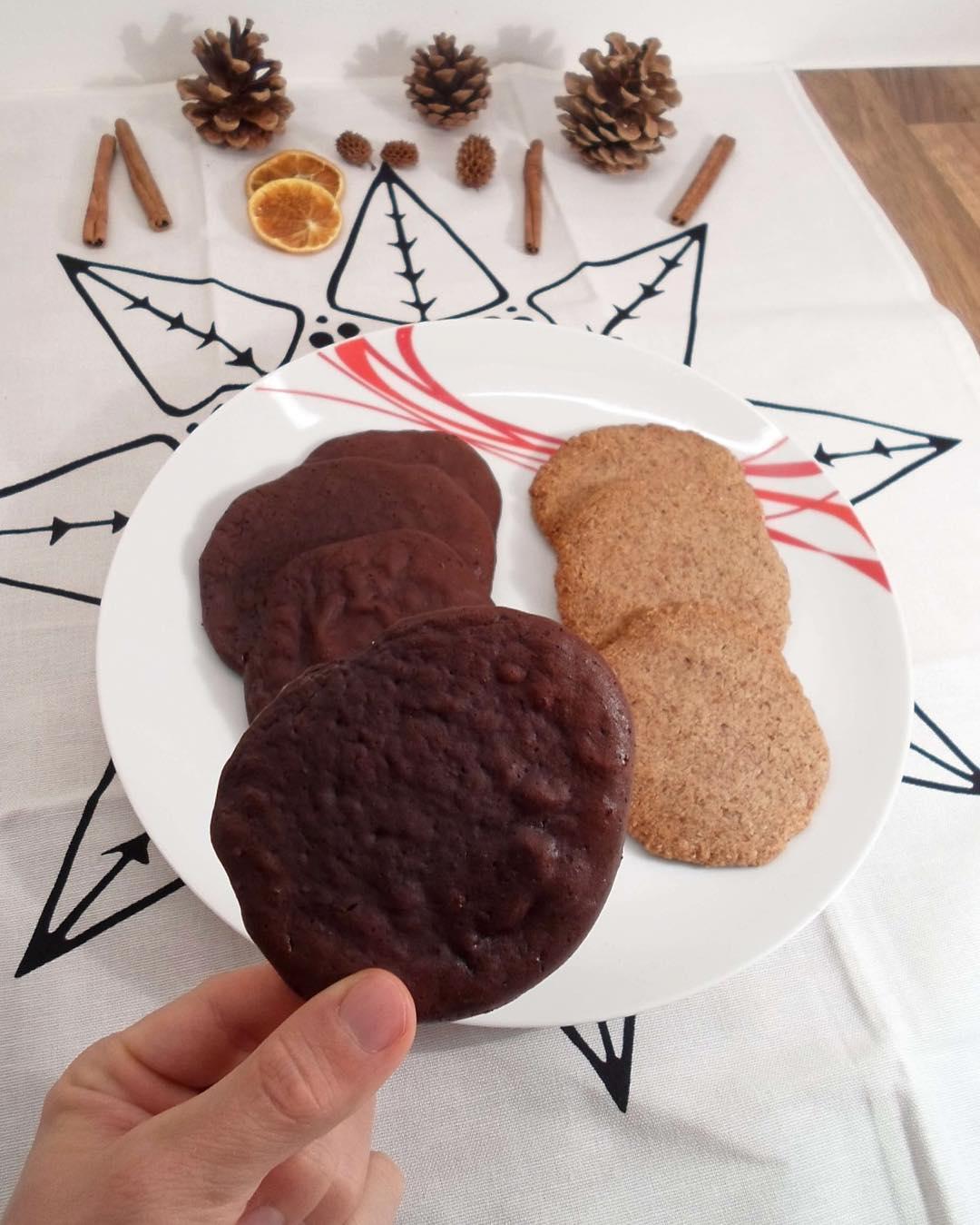Low Carb Schoko Kekse Rezept