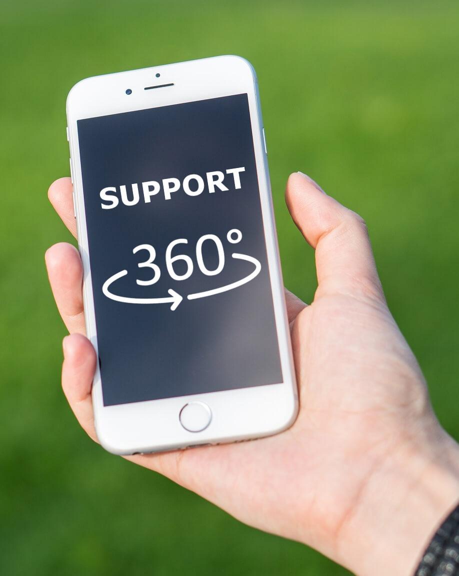Unterstützung und Coaching beim Abnehmen via Smartphone