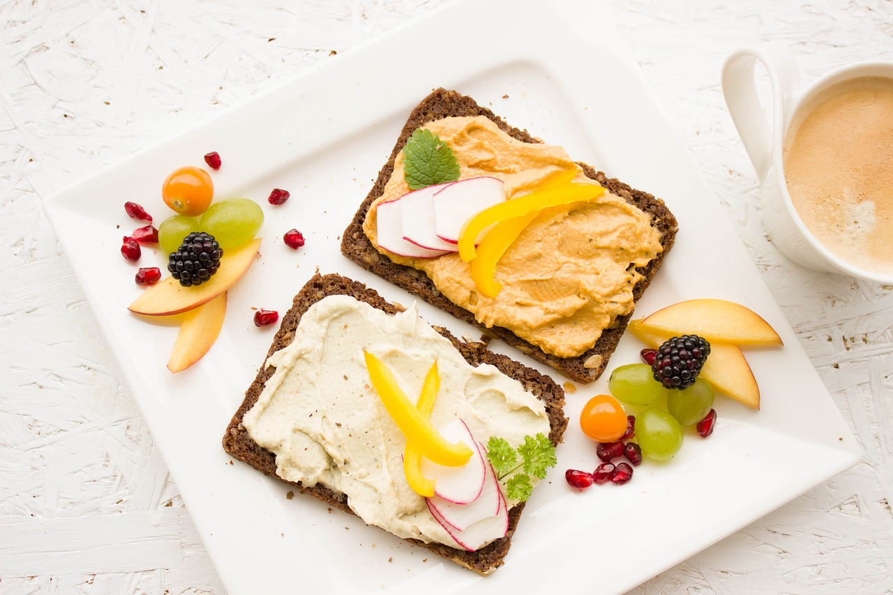 gutes frühstück zum abnehmen
