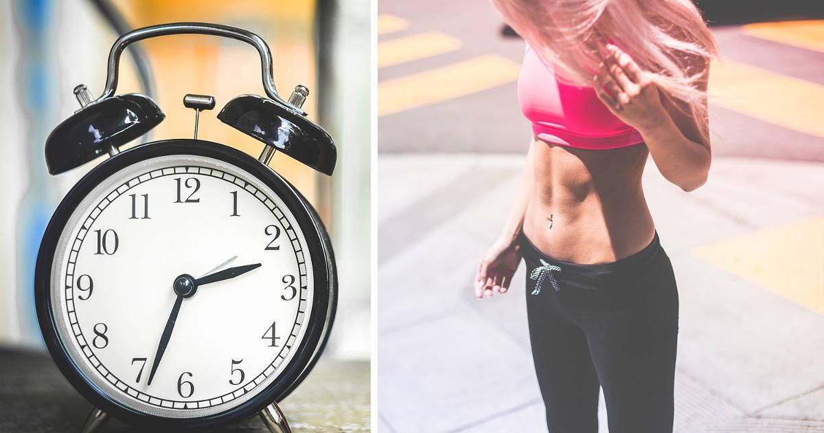 Gesunde Ernährung von Montag bis Sonntag, um Gewicht zu verlieren