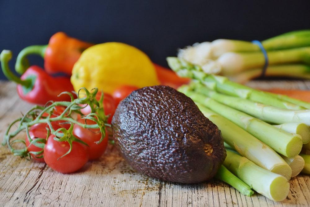 Geeignete Lebensmittel für eine Low Carb Diät