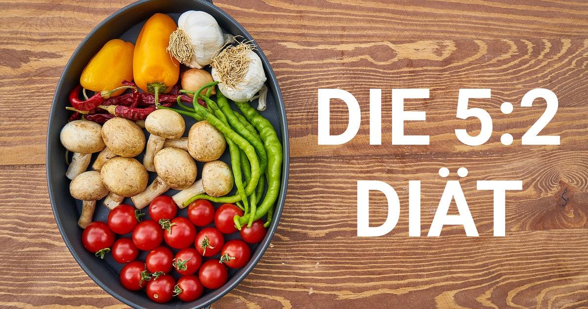 Die 5 2 Diät Titelbild