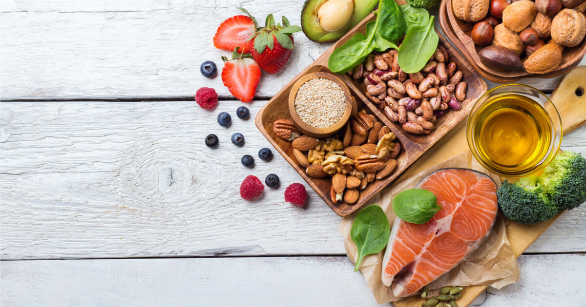Gesunde Ernährung Titelbild