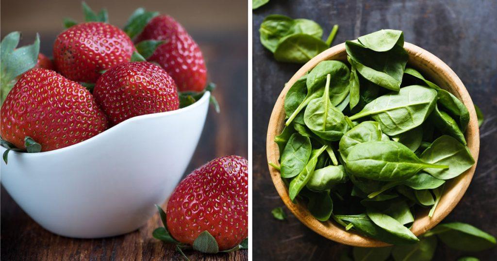 Obst und Gemüse: Wie viel sollte man pro Tag essen? [Mit