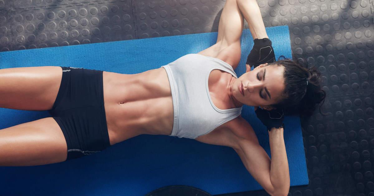 Extreme Übungen, um schnell Gewicht zu verlieren