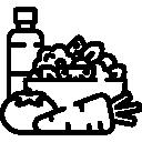 Gesunde Ernährung Icon