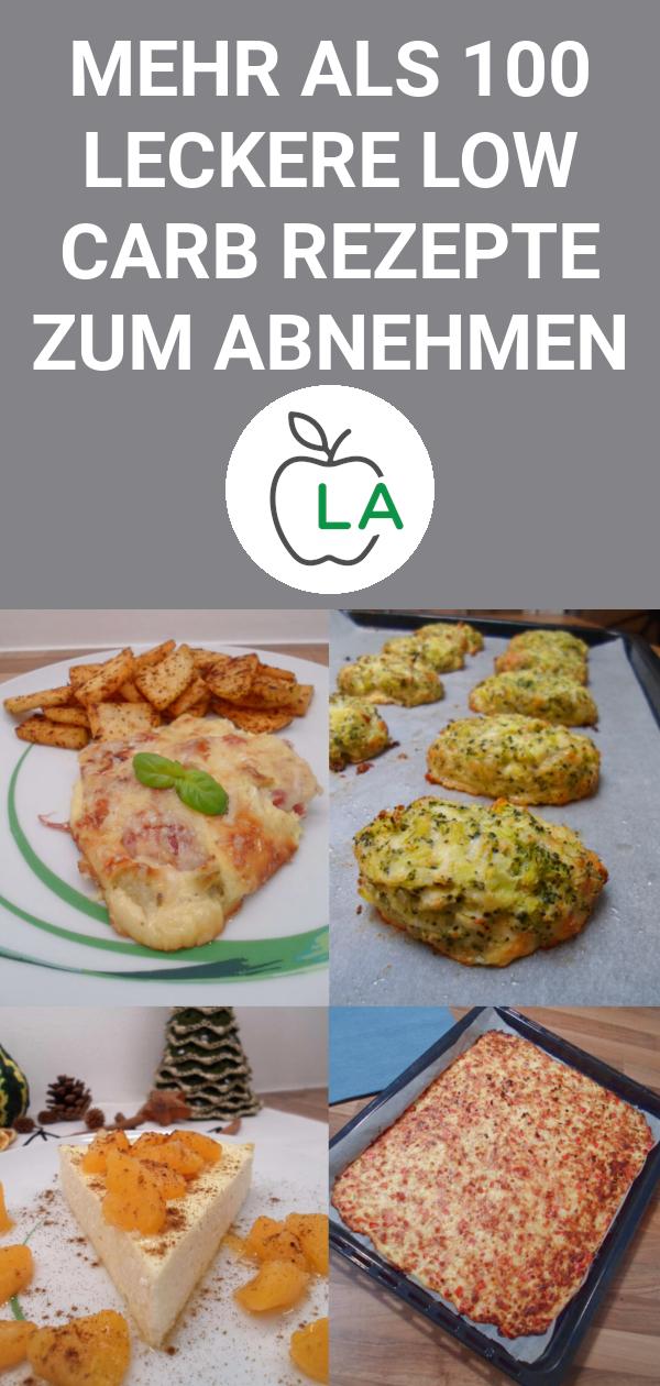 Vier verschiedene Gerichte