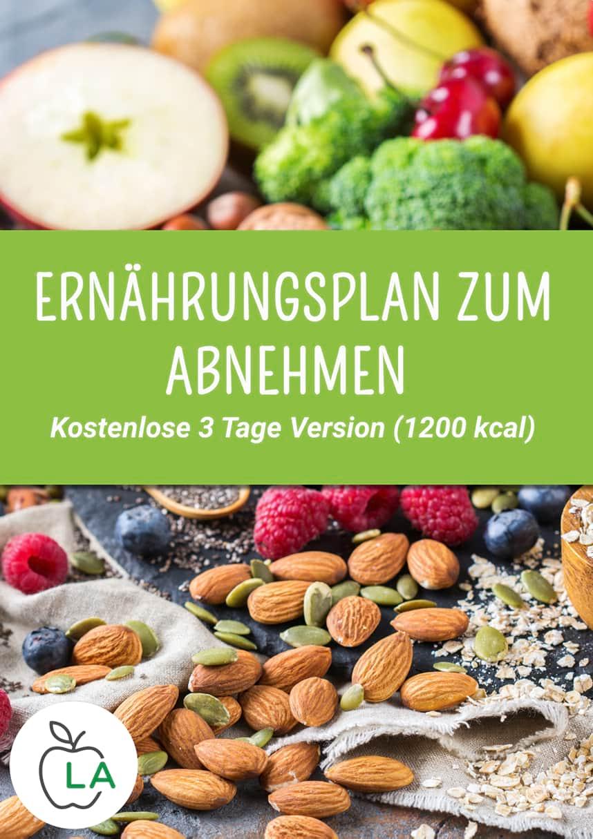 Ernährungsplan Cover