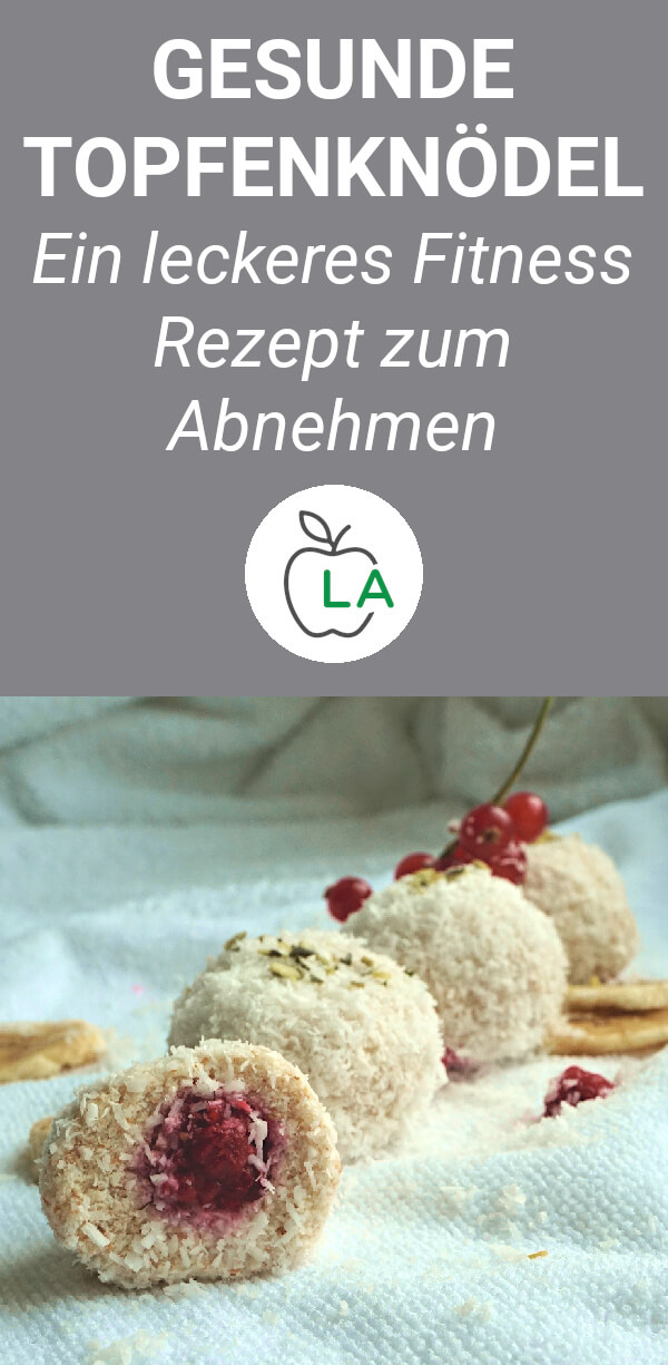 Kalorienarmes Topfenknödel Rezept