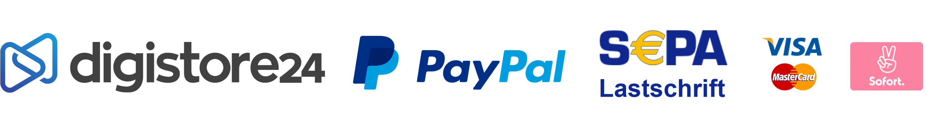 Zahlungsmethoden Digistore