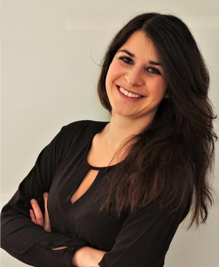 Daniela Skerbinz, Ernährungspädagogin und angehende Diätologin