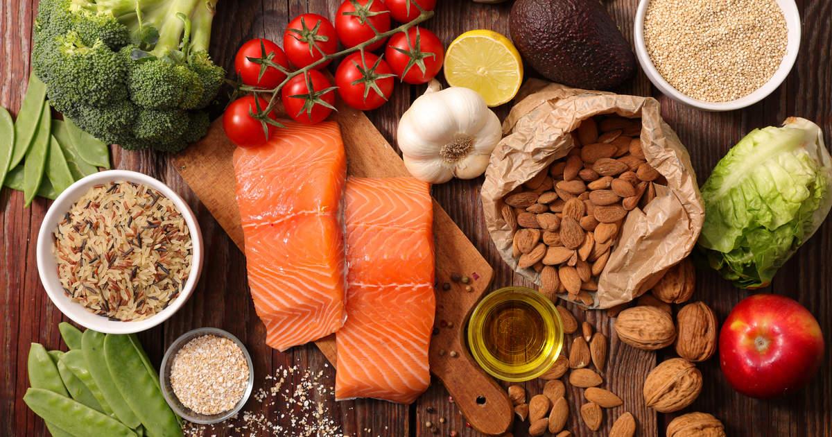 Antioxidative Diät zum Abnehmen