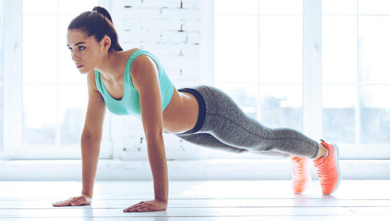Fitness Challenge zum Abnehmen