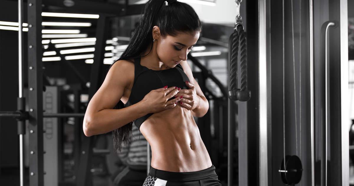 Trainingsplan für einen flachen Bauch