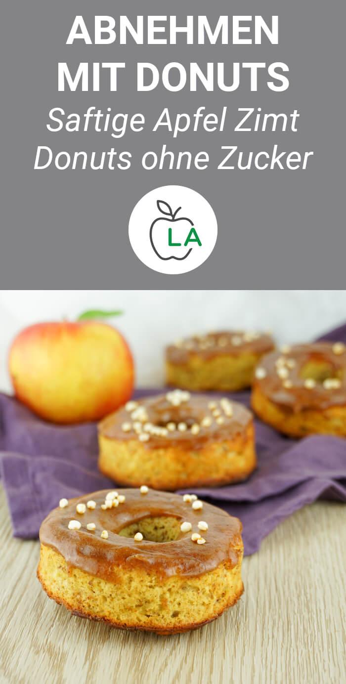 Donuts zum Abnehmen