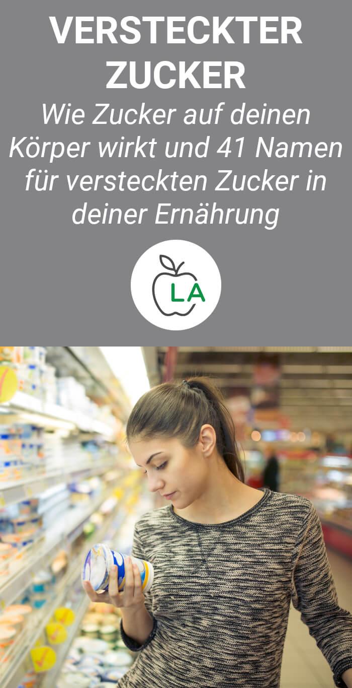 Frau beim Einkaufen von Lebensmitteln