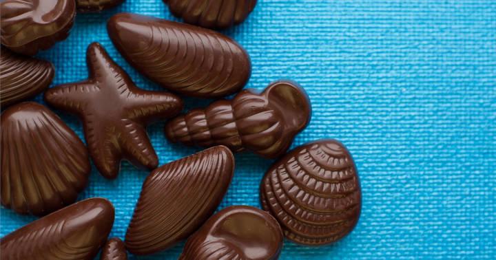 Dunkle Schokolade als gesunde Süßigkeit zum Abnehmen