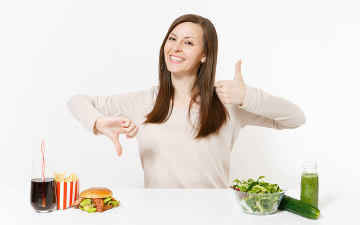 Faktoren für Gewichtszunahme