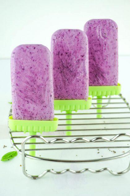 Low Carb Protein Eis Rezept