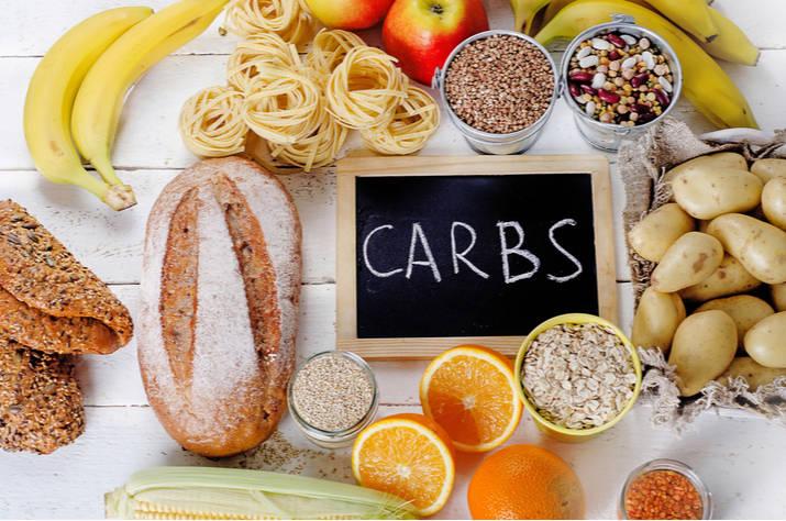 High Carb Diät zum Abnehmen