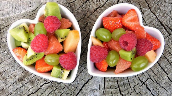 Kalorienarmes Obst zum Abnehmen