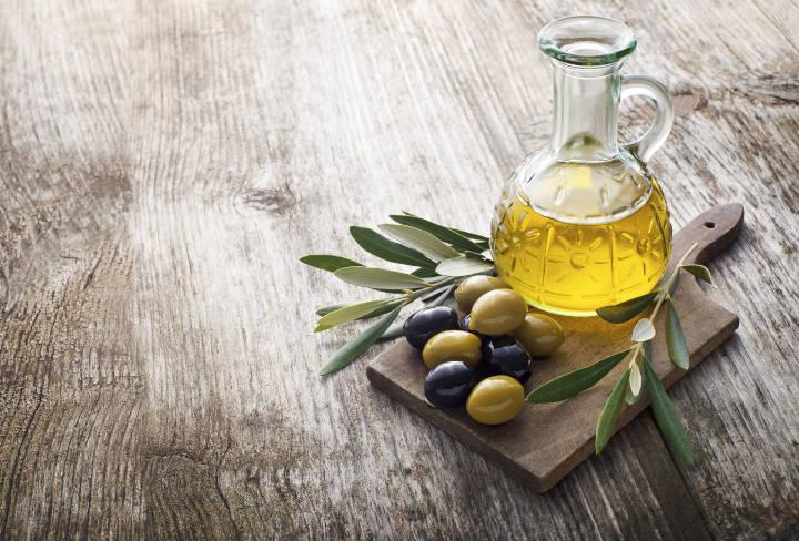 Olivenöl für die Gesundheit