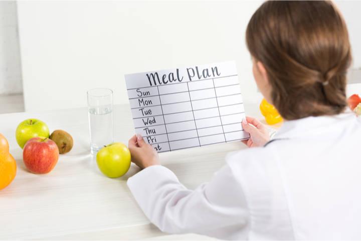 Thonon Diät Ernährungsplan