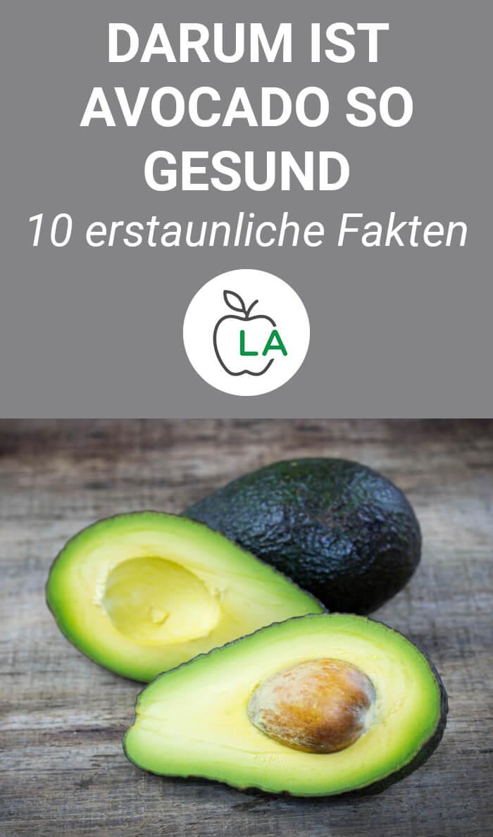 Warum Avocado gesund ist