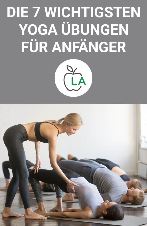 Yoga Asanas für Anfänger