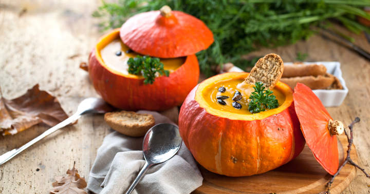 Abnehmen im Herbst durch gesunde Ernährung