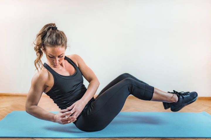 Schnelle Gewichtsverlust Übungen zu Hause für Männer