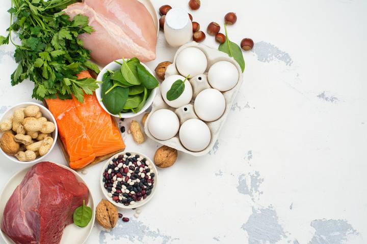 Eiweiß Diät zum Abnehmen