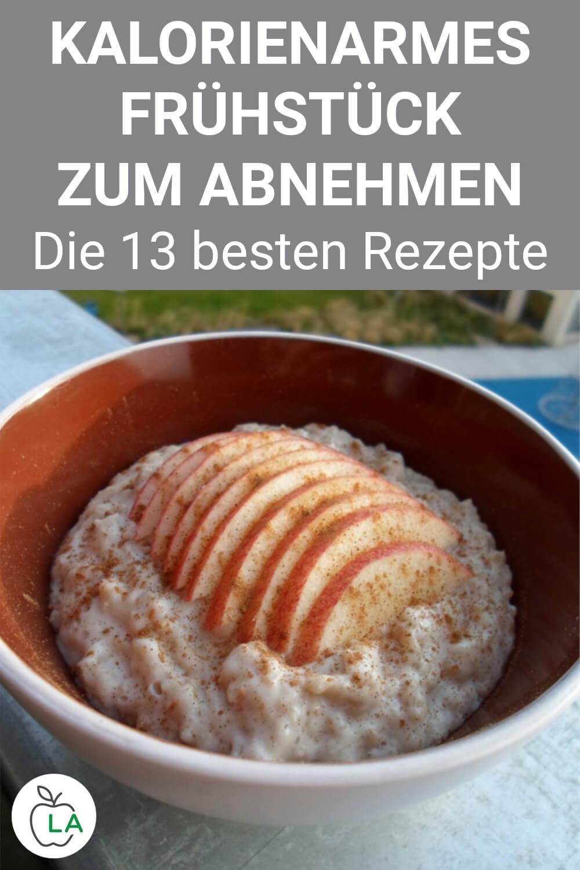 Kalorienarmes Diät Frühstück