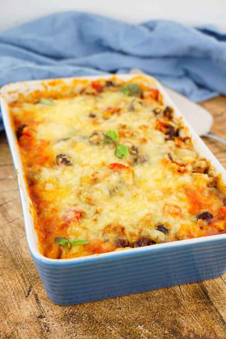 Kalorienarmes Abendessen ohne Kohlenhydrate