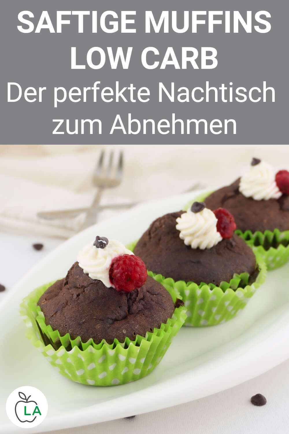 Low Carb Muffins ohne Mehl