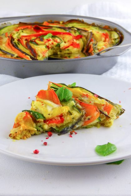 Low Carb Quiche Rezept