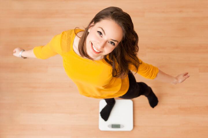 Frau konnte 5 Kilo abnehmen