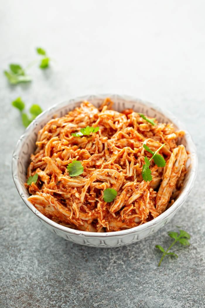 Pulled Chicken Rezept