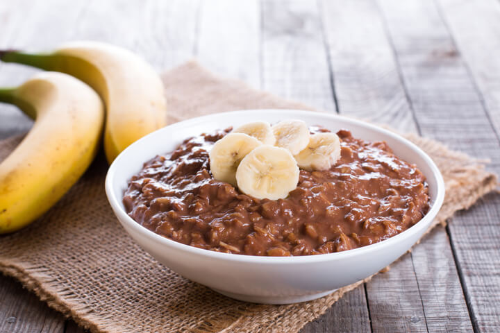 Gesunde Porridge Rezepte