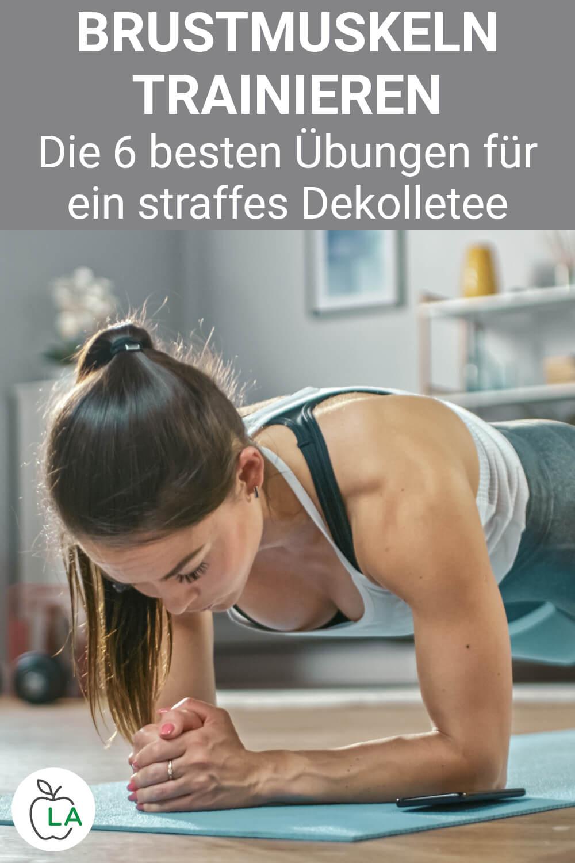 Brustmuskel Training für Frauen