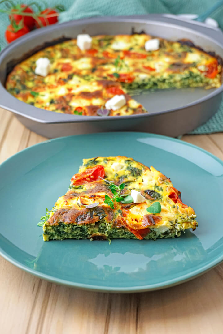 Quiche Low Carb Rezept