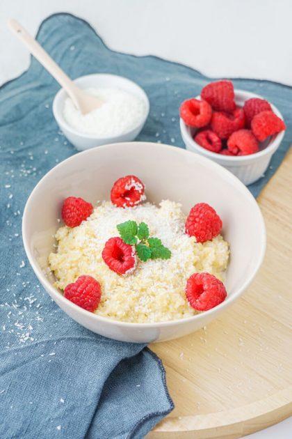 Quinoa Milchreis Rezept