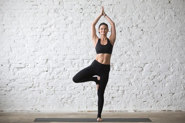 Yoga Training zuhause