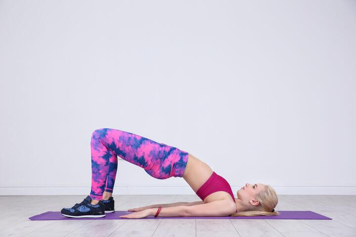Hip Thrusts als Po-Übung
