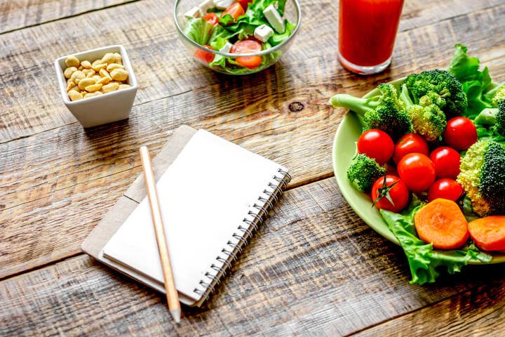 Natürlich abnehmen durch gesunde Lebensmittel