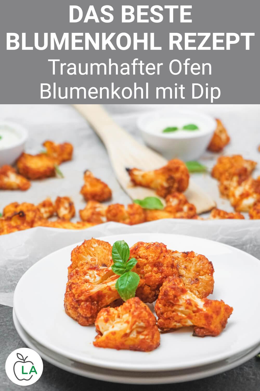 Gebackener Blumenkohl Rezept